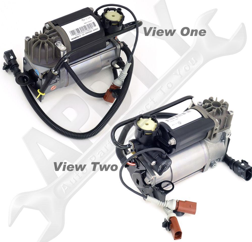 2004-2010 Audi A8 (D3) Air Ride Suspension Compressor W