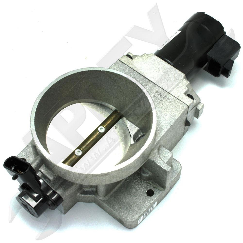 Throttle Actuator Control : Chevy gmc l throttle body actuator tps position sensor