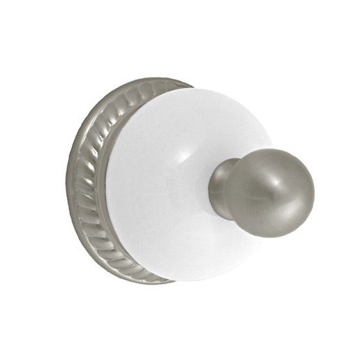 Delta 69435-SN Satin Nickel Bathroom Robe Towel Hook