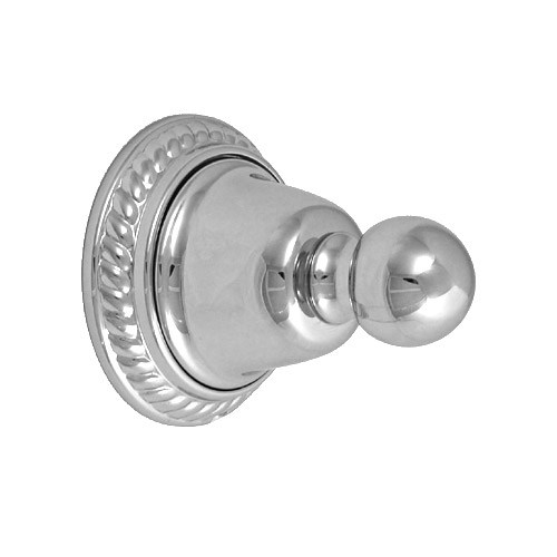 Delta 69235 Polished Chrome Bathroom Robe Towel Hook