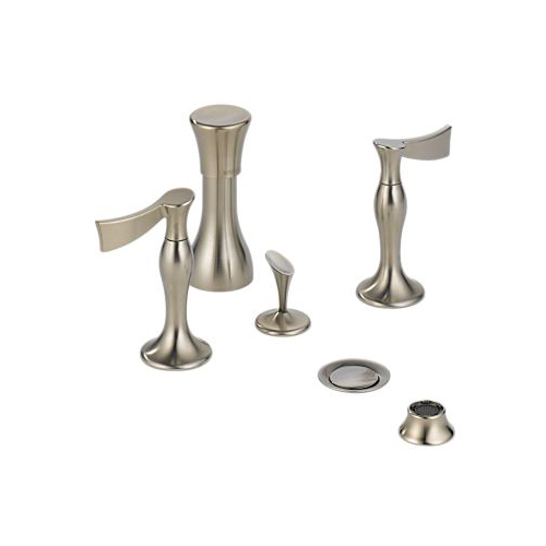 Brizo 6390 BN RSVP Bidet Faucet Brushed Nickel