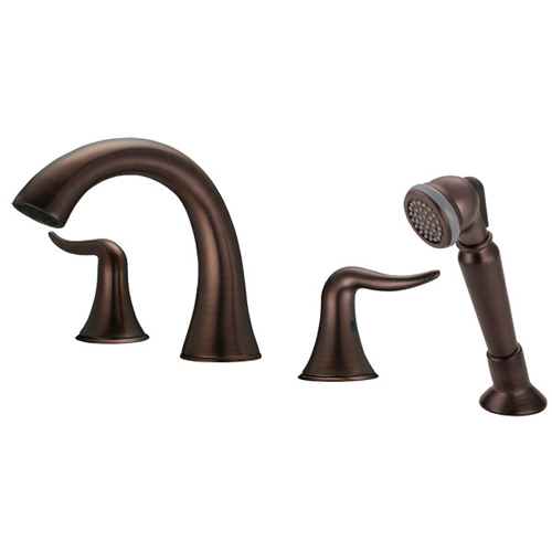 Danze D302521rb Antioch Roman Tub Faucet Oil Rub Bronze Ebay