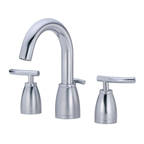 Danze D303354 Sonora Two Handle Mini Widespread Bathroom Sink Faucet Chrome
