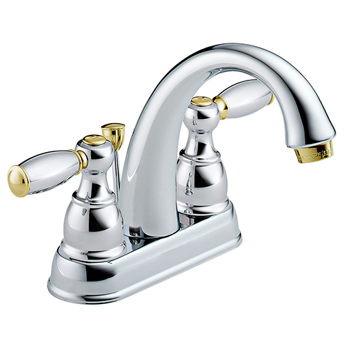 delta 25995lf cb d two handle bathroom sink faucet chrome brass