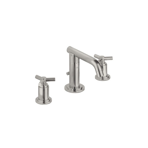 Grohe 20072AV0 Atrio Widespread Bathroom Faucet Satin Nickel