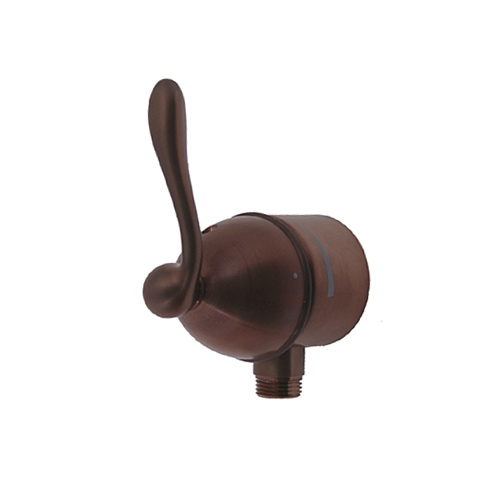 Hansgrohe 17982621 Axor Phoenix Fix Fit Wall Outlet Oil Rubbed Bronze