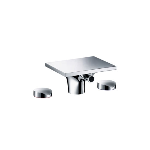Hansgrohe 18213001 Axor Massaud Widespread Bidet Faucet Chrome
