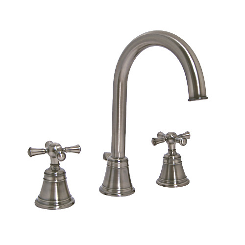 Jado 842 013 444 Hatteras Widespread Bathroom Faucet Antique Nickel Ebay