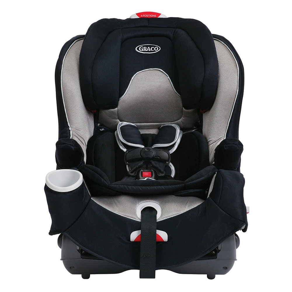 graco 1802199 smartseat all in one baby car seat in ryker ebay. Black Bedroom Furniture Sets. Home Design Ideas