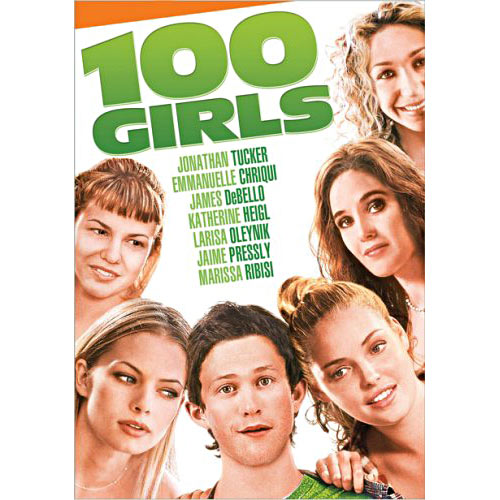 100 Girls DVD (2000) Starring Jonathan Tucker - Comedy Movies and DVDs