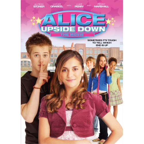 Alice Upside Down (2007) DVD Alyson Stoner, Lucas Grabeel, Luke Perry - Kids and Family Movies and DVDs