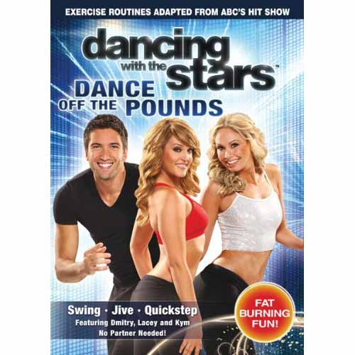 Dancing with the Stars: Dance Off the Pounds DVD (2009) - Exercise and Fitness Movies and DVDs