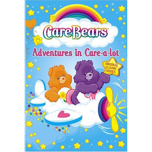 Care Bears - Adventures in Care-a-Lot (1985) DVD - Animation Movies and DVDs
