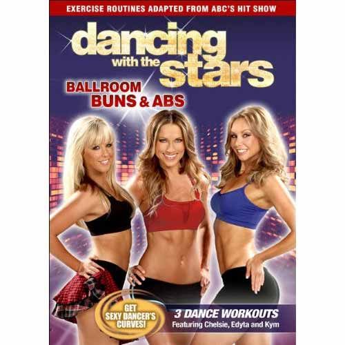 Dancing With the Stars: Ballroom Buns and Abs DVD (2010) - Exercise and Fitness Movies and DVDs