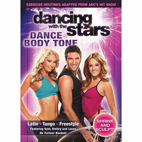 Dancing with the Stars: Dance Body Tone DVD (2009) - Exercise and Fitness Movies and DVDs