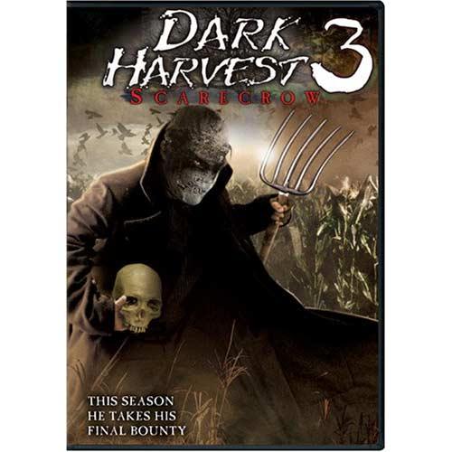 Dark Harvest 3: Skarecrow (2004) DVD Movie Joel James, Tim James (IX)