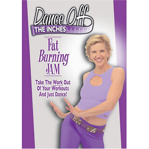 Dance Off the Inches: Fat Burning Jam (2006) DVD Michelle Dozois