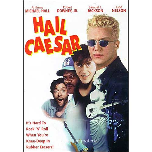 Hail Caesar (2004) DVD Movie Jaime Cardriche, Michael J. Clouse - Romance Movies and DVDs