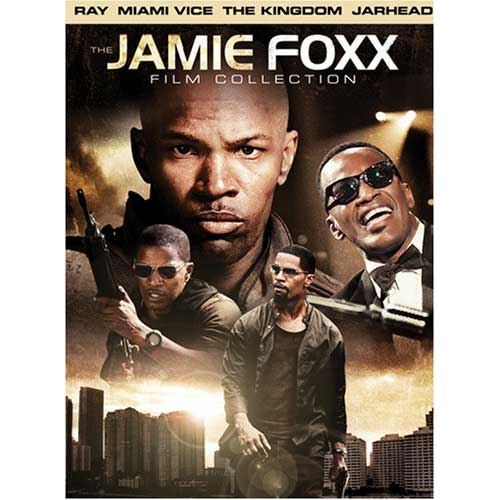 The Jamie Foxx Film Collection DVD (2008) 4 Film, 8 Disc Collection
