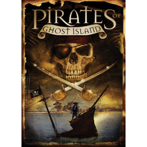 Pirates of Ghost Island (2007) DVD Movie Melissa Powell - Horror Movies and DVDs