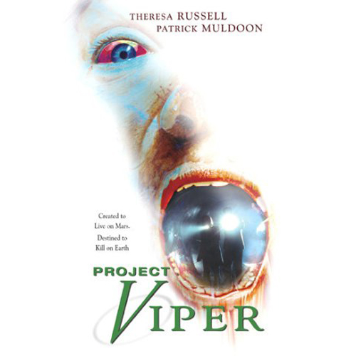 Project Viper (2001) DVD Movie Patrick Muldoon, Theresa Russel 658149803022