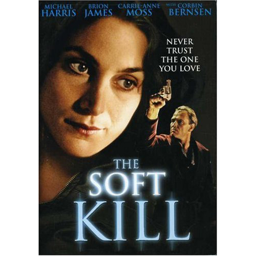 The Soft Kill (1994) DVD Movie Michael Harris, Brion James 031398157649