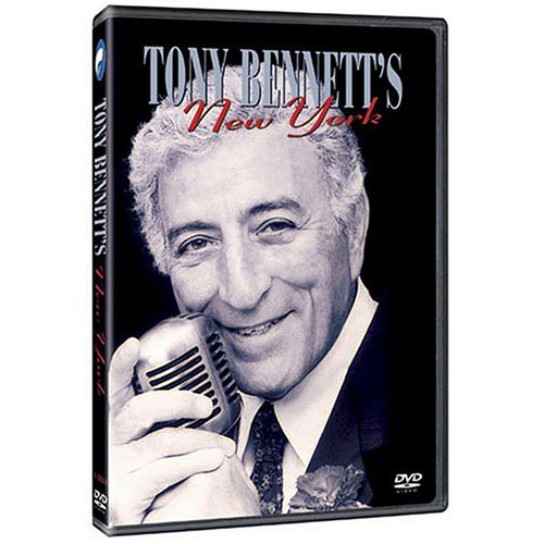 Tony Bennett's New York (2004) Documentary DVD - Music Video and Concerts Movies and DVDs