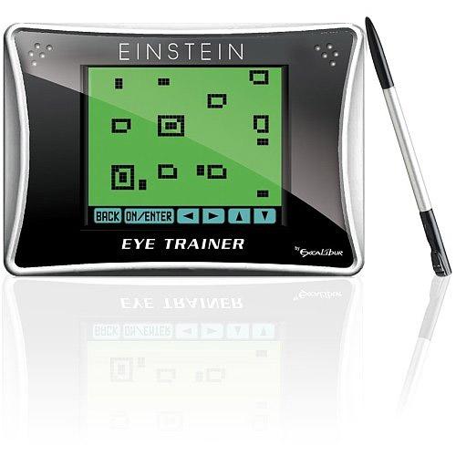 Einstein ET450 Portable LCD Touch Screen Eye Trainer Challenge Game