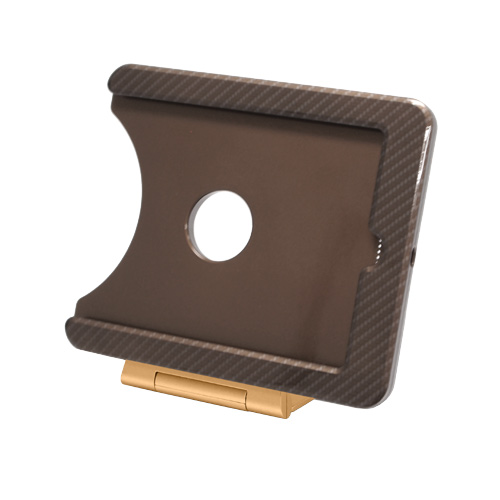 INFOtainment iPad Mini Tablet Foldable Charging Dock Stand Bronze Carb E223763 - iPod and Cell Phone Accessories Electronics