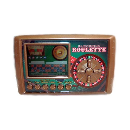 Electronic roulette in vegas