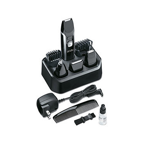 Andis 13780 Multi Trim 10-Piece Cordless Rechargable Grooming Kit for Men - Shavers Personal Care