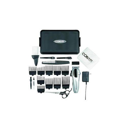 Conair HC318DWV 22 Piece Cordless/Rechargeable Haircut Kit - Shavers Personal Care