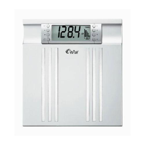 Weight Watchers Ww83 Body Fat Hydration Bathroom Scale Ebay