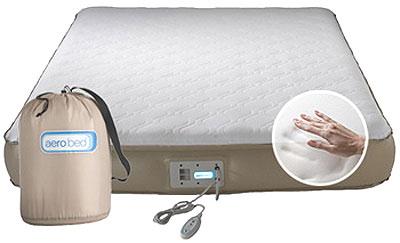 Aerobed Premier Comfort Zone Raised Full Bed