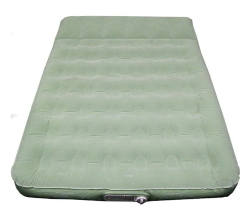 """Aerobed 9"""" Pillowtop Queen Inflatable Air Bed"""