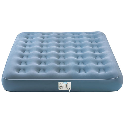 Aerobed 7712  Sleep Away Full-size Inflatable Mattress Air Bed w Built In Pump