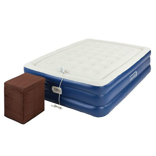 Aerobed 2000014113 Queen Raised Inflatable Air Bed