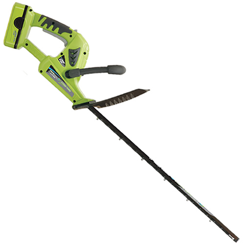 Earthwise LHT11122 22-Inch 18 Volt Lithium Ion ...