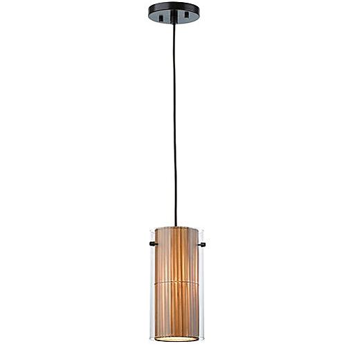 Philips Forecast F183270 Hanalei Bay 1 Light Pendant In Merlot Bronze EBay