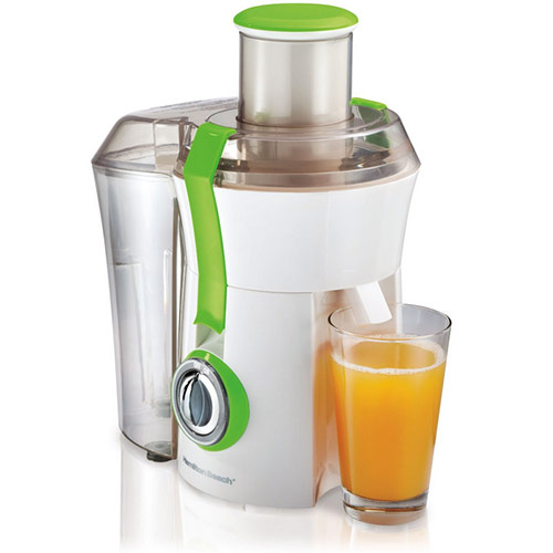 Hamilton Beach Juicer ~ Hamilton beach a big mouth juicer juice extractor