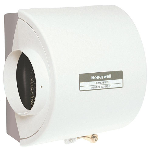 Honeywell HE260A Higher Capacity Whole House Bypass Humidifier - Humidifiers Home and Garden