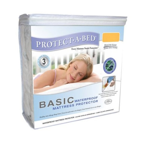 Protect A Bed Waterproof Dust Mite Allergy Mattress