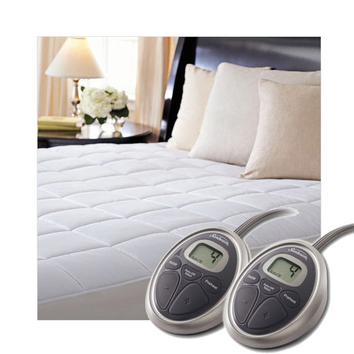 Sunbeam SelectTouch Premium Quilted Cotton Electric Heated