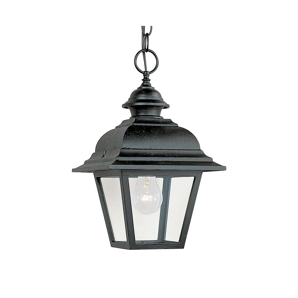 Sea Gull Lighting 6016 12 1 Light Bancroft Outdoor Pendant