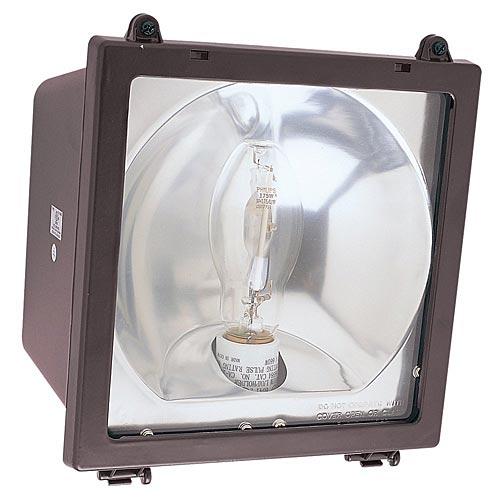 Http Ebay Com Itm Sea Gull Lighting 86070b 10 Metal Halide 1 Light Outdoor Flood Light In Bronze 311292732181