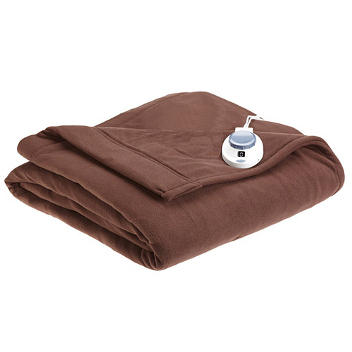 Soft Heat Luxury MicroFleece LoVolt Electric Heated Blanket Twin Full Queen King at Sears.com