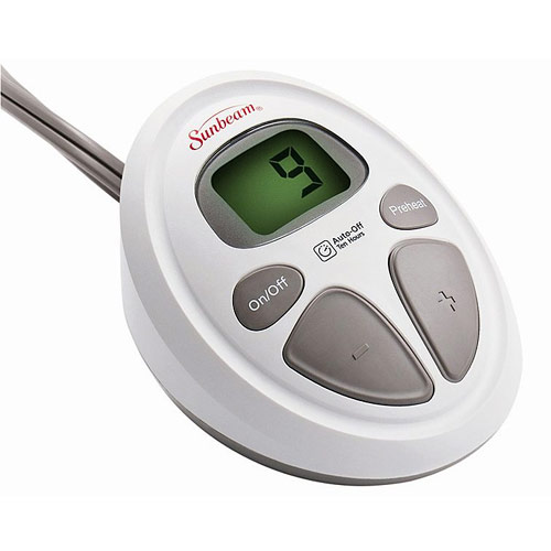 Sunbeam Therapedic Queen Size Heated Electric Warming