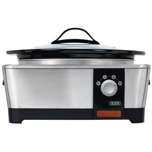 Crock Pot Sccptm600 S 6 Quart Designer Oval Slow Cooker Ebay