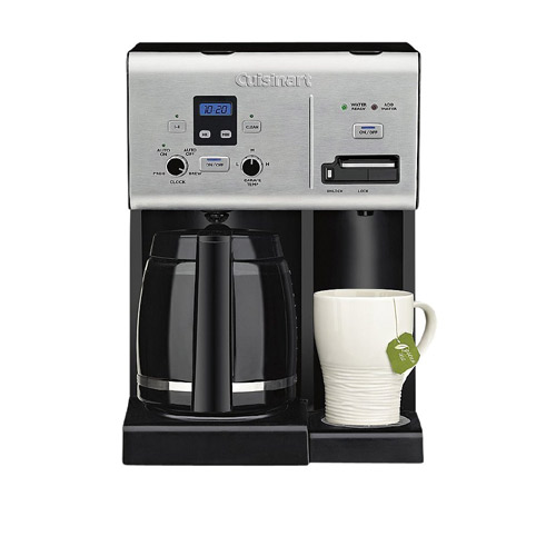 Cuisinart CBCW-24SA 12-Cup Programmable Coffeemaker - Coffee, Tea and Espresso Kitchen Appliances
