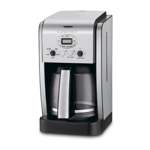 Cuisinart Coffee Maker Turn Off Beep : Cuisinart DCC-2600 Brew Central 14-Cup Programmable Coffeemaker (Refurbished)
